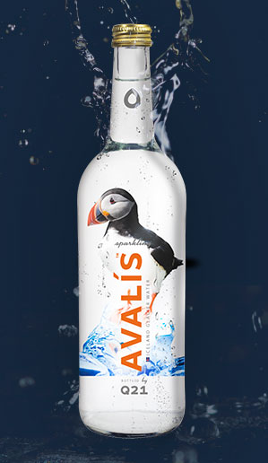 The Purest Sparkling Water